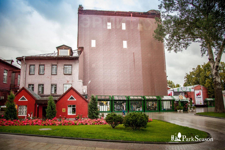 Дирекция, Сад «Эрмитаж», Москва — ParkSeason