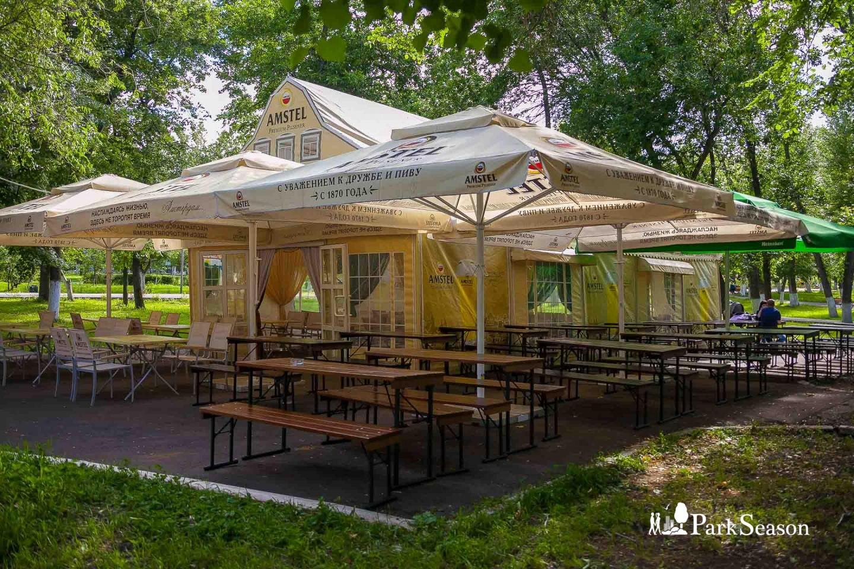 Летнее кафе «12 стульев» — ParkSeason
