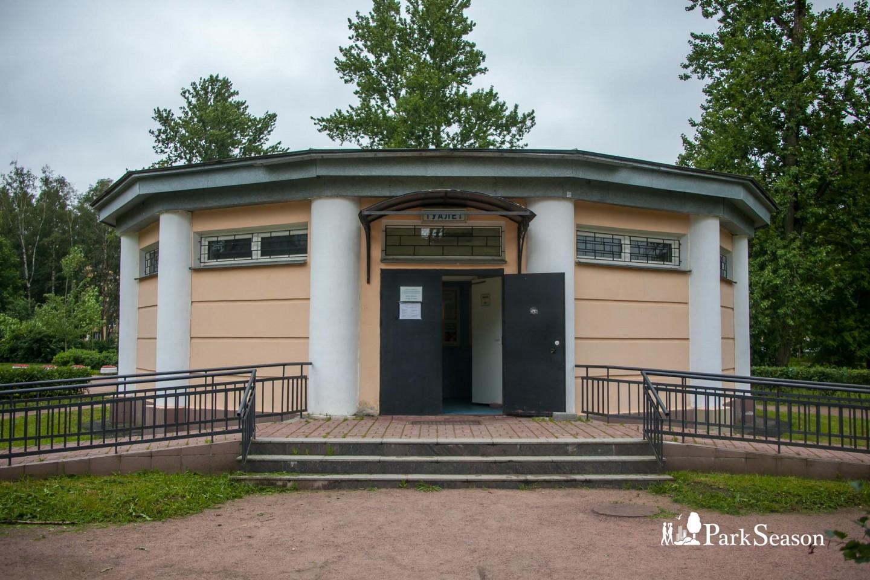 Платный туалет — ParkSeason