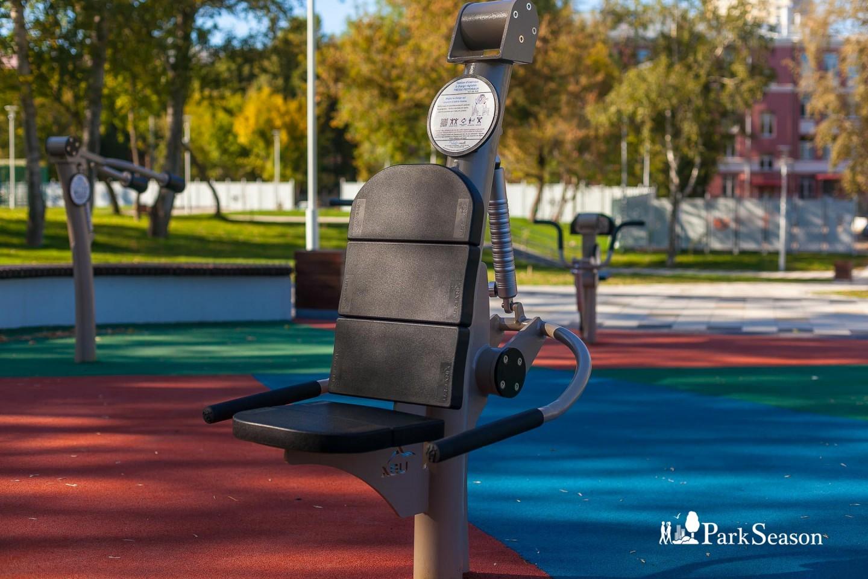 Уличные тренажеры и WorkOut — ParkSeason