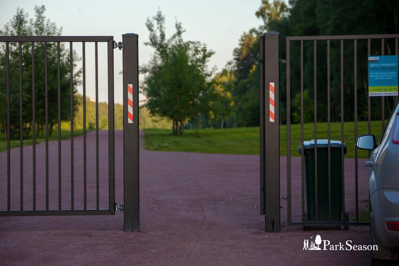 Вход в парк, Парк «Мещерский», Москва — ParkSeason