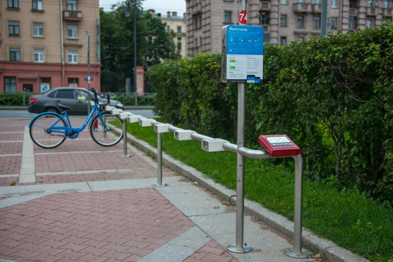 Велопрокат «Велгород» — ParkSeason