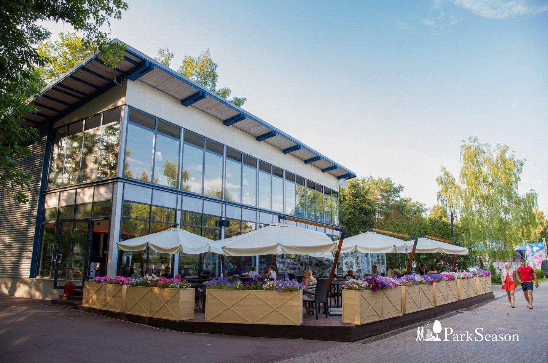 Кафе «Робин Бо», Парк «Северное Тушино», Москва — ParkSeason