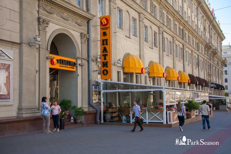 Итальянский ресторан IL Патио — ParkSeason