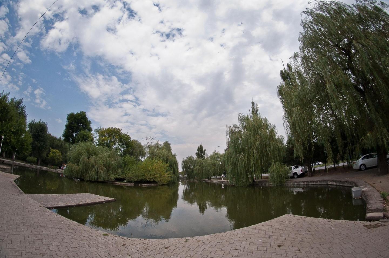 Парковый пруд — ParkSeason