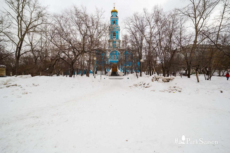 Храм Вознесения Господня — ParkSeason