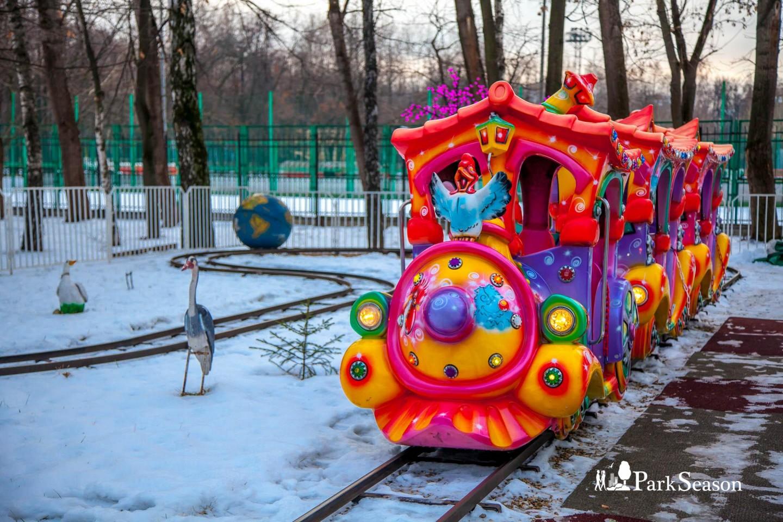 Парк аттракционов (Частично работает), Парк «Перовский», Москва — ParkSeason
