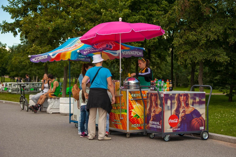 Мороженое — ParkSeason