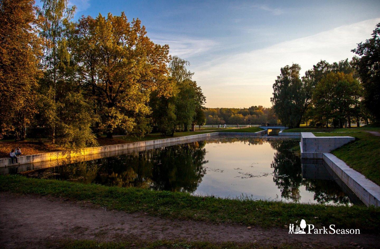Голландский пруд, Усадьба Кусково, Москва — ParkSeason