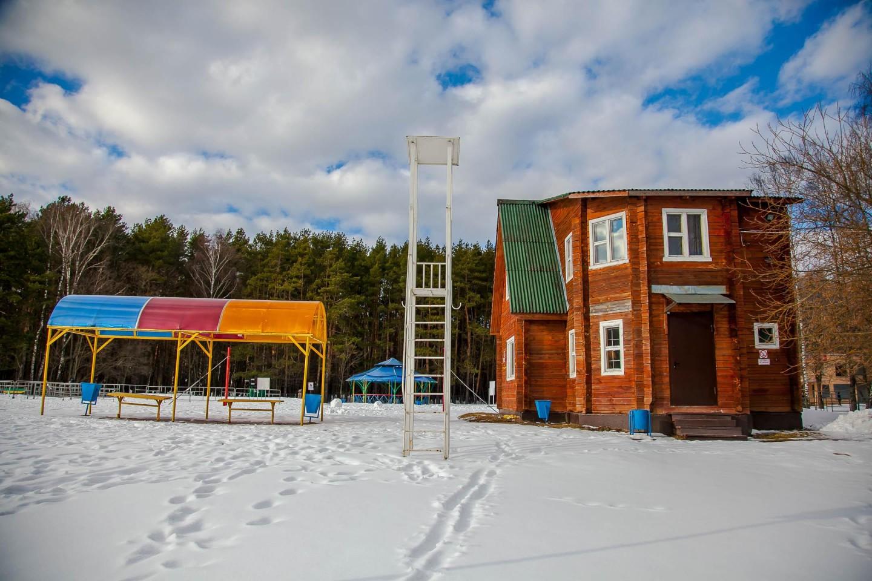 Медицинский пункт, Парк «Мещерский», Москва — ParkSeason