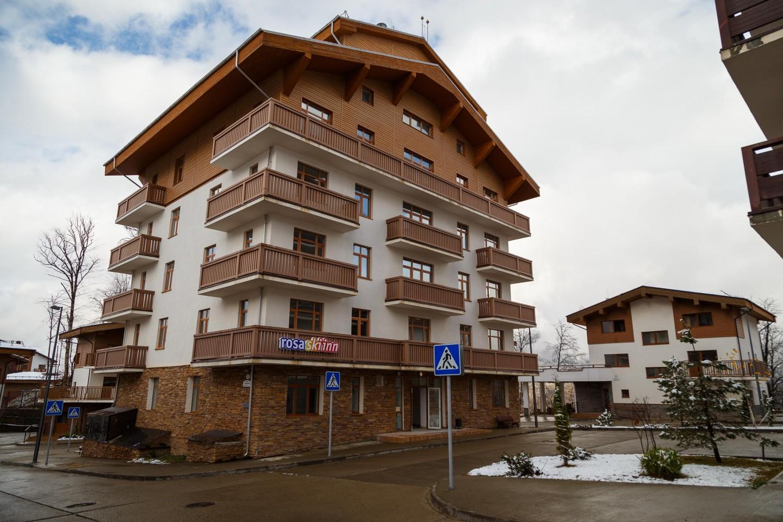 Отель Rosa Ski Inn — ParkSeason