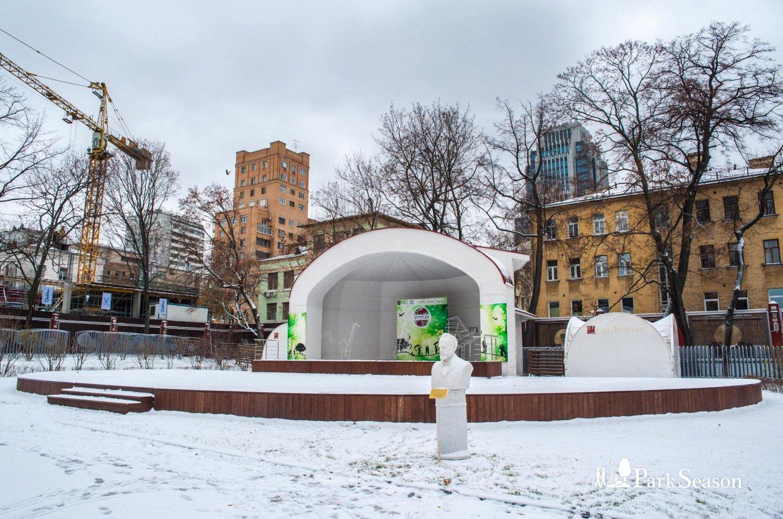 Летняя эстрада, Сад «Эрмитаж», Москва — ParkSeason
