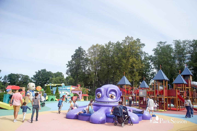 Детский городок — ParkSeason