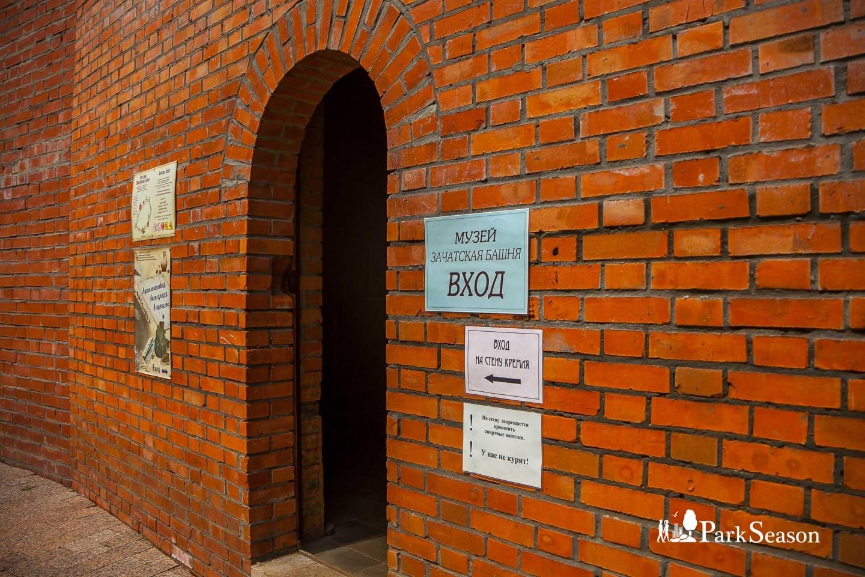 Музей «Зачатская башня» — ParkSeason
