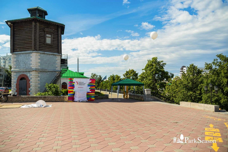Водонапорная башня — ParkSeason