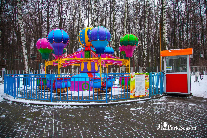 Комплекс аттракционов «Забава», Парк «Измайловский», Москва — ParkSeason