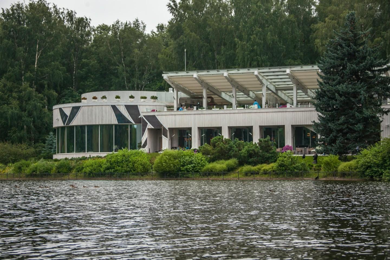 Ресторан il lago — ParkSeason
