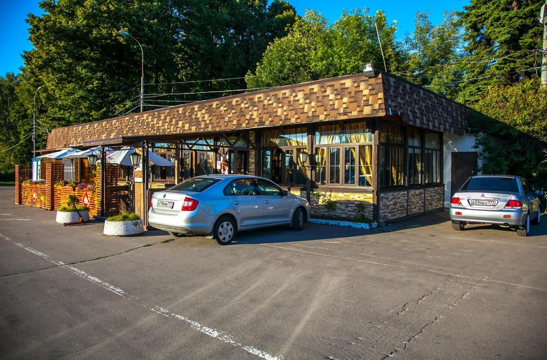 Кафе «Алые паруса», Парк Северного речного вокзала, Москва — ParkSeason
