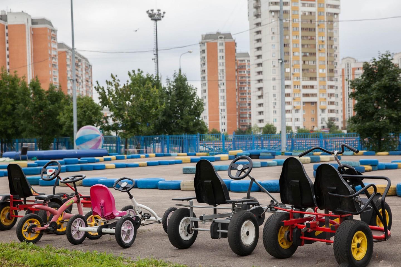 Пункт проката спортинвентаря — ParkSeason