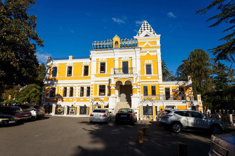 Дача Хлудова — ParkSeason