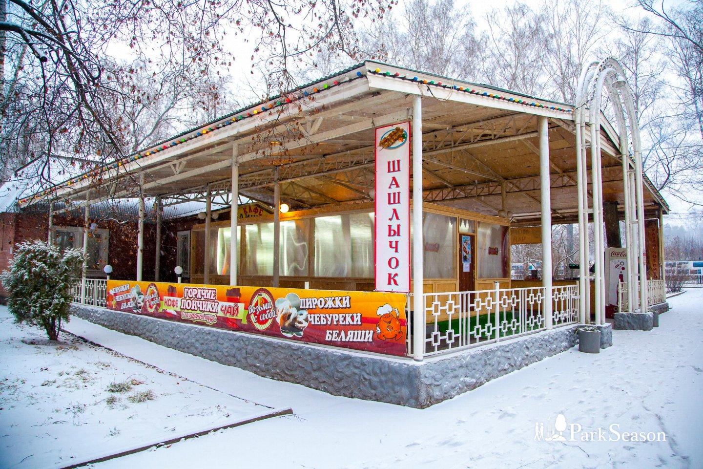 Кафе «Блинная», Парк «Сокольники», Москва — ParkSeason