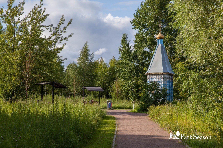 Часовня, Парк «Северное Тушино», Москва — ParkSeason