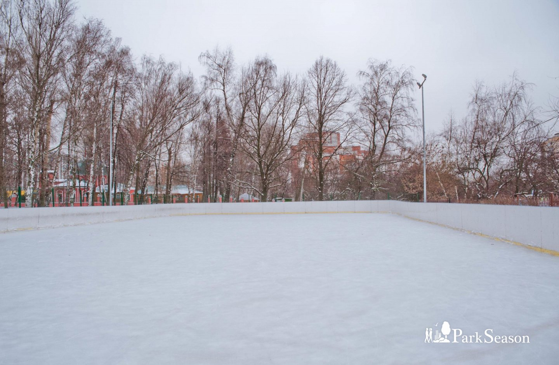 Искусственный каток (усадьба «Воронцово»), Усадьба «Воронцово», Москва — ParkSeason