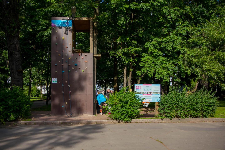Веревочный парк King Kong Park — ParkSeason