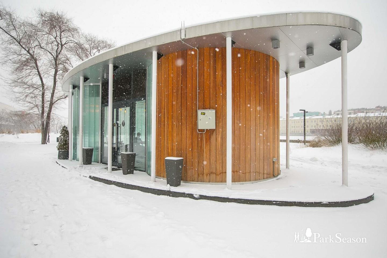 Кофейня (закрылась) — ParkSeason