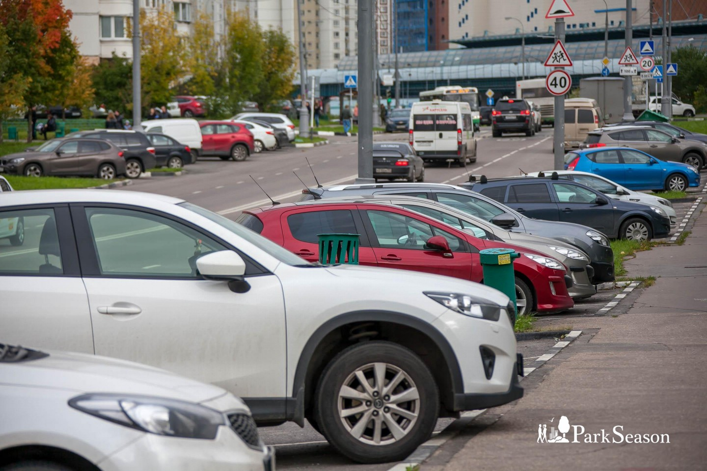 Парковки, Детский ландшафтный парк «Южное Бутово», Москва — ParkSeason