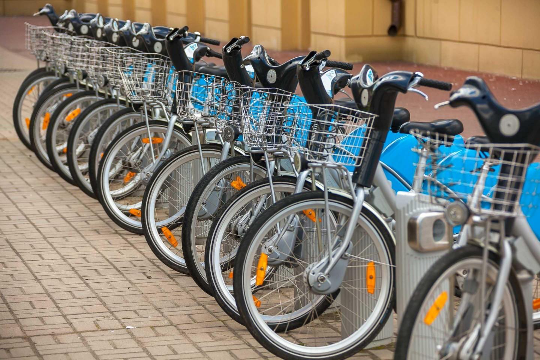 Прокат велосипедов (лето) — ParkSeason