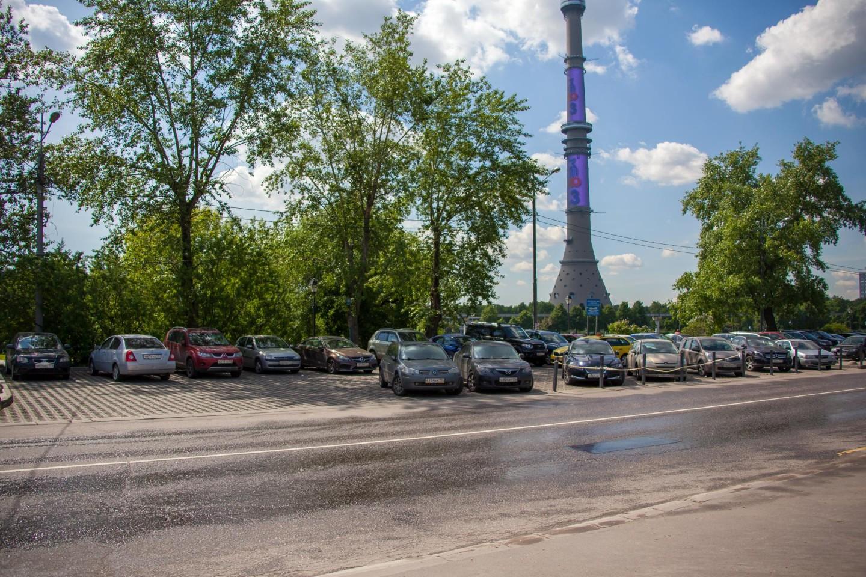 Бесплатная парковка — ParkSeason