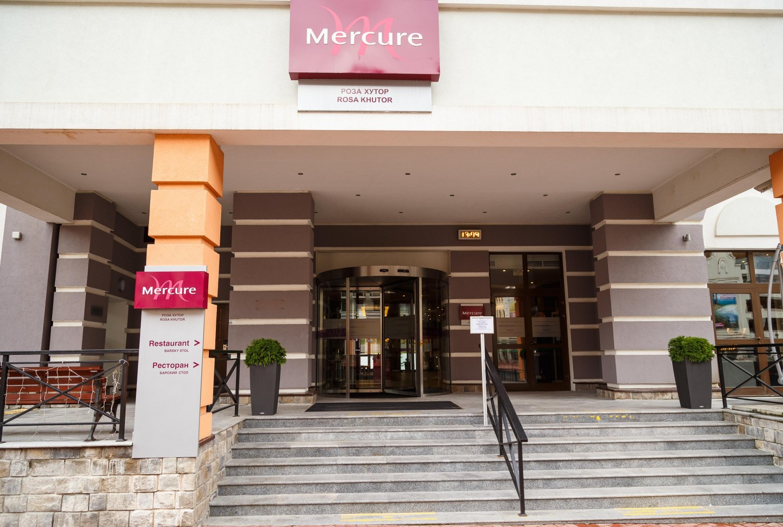 Отель Mercure Rosa Hutor 4* — ParkSeason