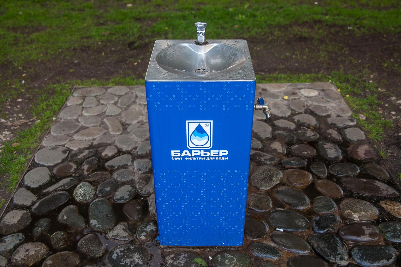 Питьевые фонтанчики «Барьер» — ParkSeason