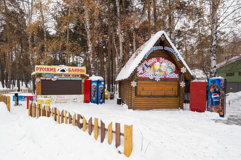 Кафе Русские блины — ParkSeason