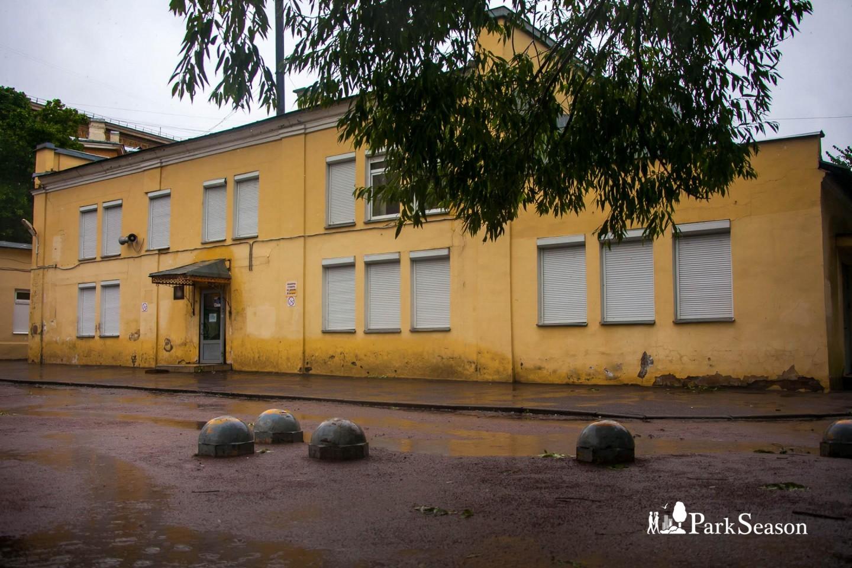Специализированная детско-юношеская спортивная школа олимпийского резерва № 1. — ParkSeason