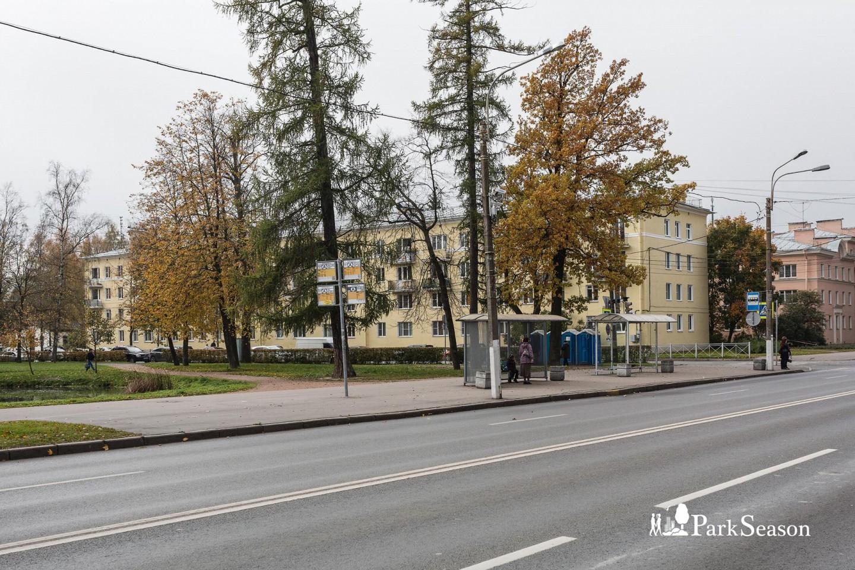 Остановка общественного транспорта «Разводная улица» — ParkSeason