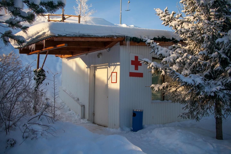 Медицинский пункт — ParkSeason