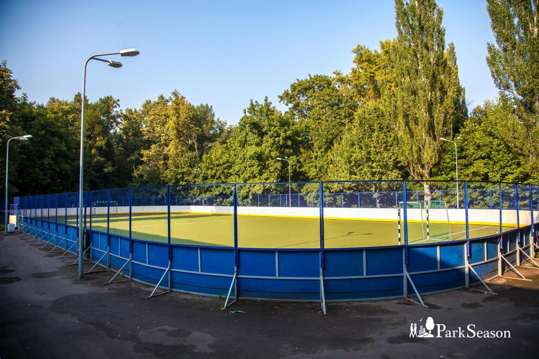Футбольное поле, Парк «Измайловский», Москва — ParkSeason
