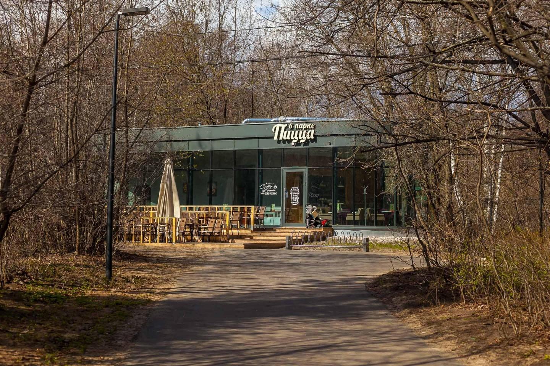 Кафе «В парке Пицца», Парк «Кузьминки», Москва — ParkSeason