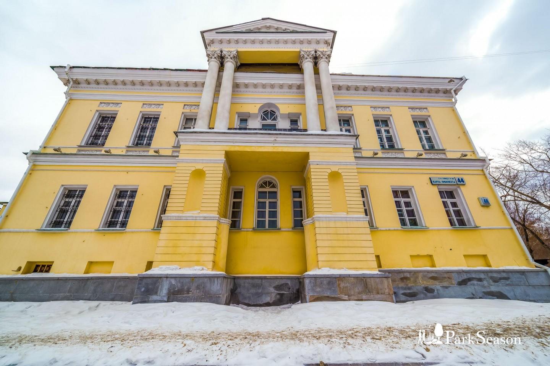 Усадьба Харитоновых-Расторгуевых — ParkSeason
