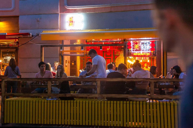Китайское кафе «Мэй Вэй» — ParkSeason