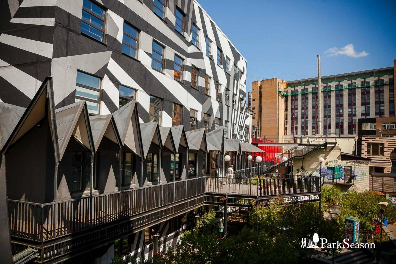 Бизнес-школа RMA — ParkSeason