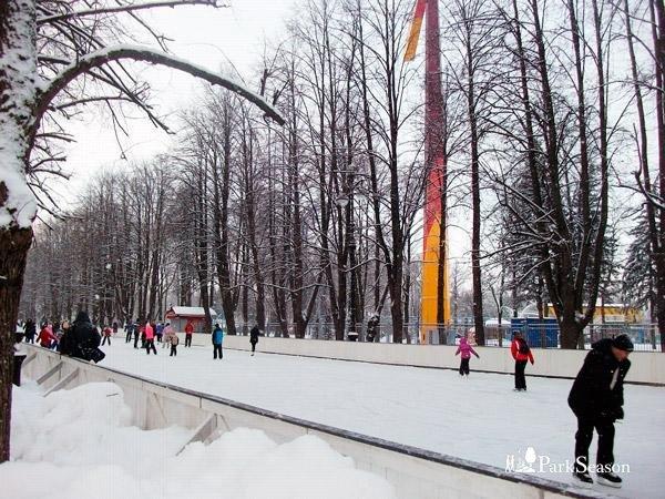 Диско каток 3000 (Приморский парк Победы) (откроется в декабре 2018) — ParkSeason