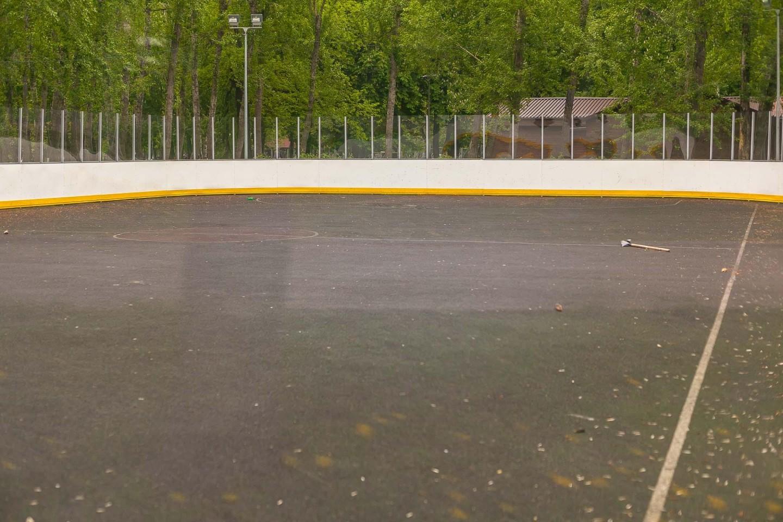 Спортивная коробка, Парк «Перовский», Москва — ParkSeason