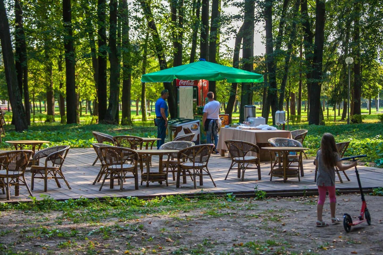 Кафе, Музей-усадьба «Архангельское», Москва — ParkSeason