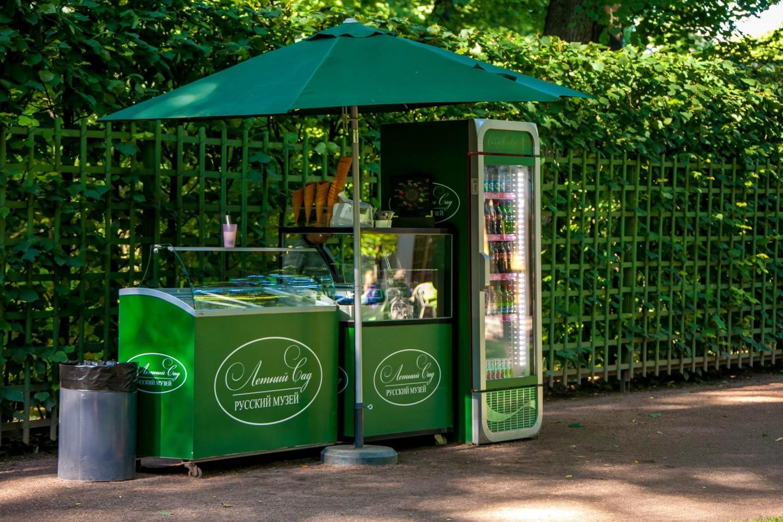 Мороженое «Петрохолод» — ParkSeason