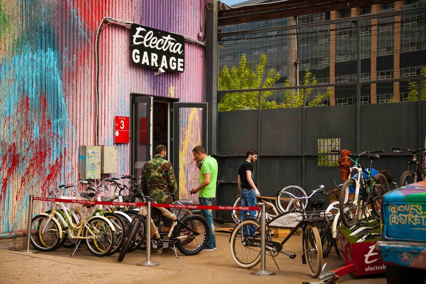 Electra Garage — ParkSeason