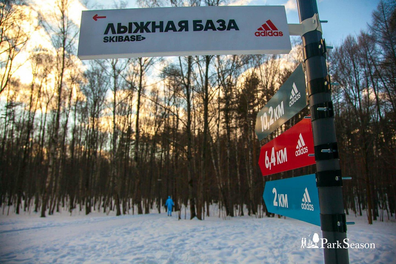 ADIDAS SKIBASE (временно закрыт), Парк «Мещерский», Москва — ParkSeason