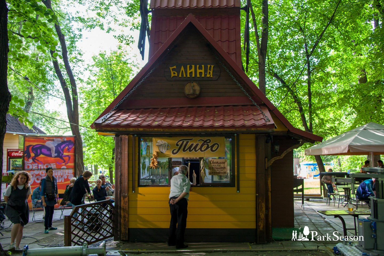 Киоск «Русские блины», Усадьба «Лефортово», Москва — ParkSeason